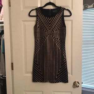 Minkpink dress with exposed zipper